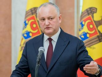 Игорь Додон о решении Конституционного суда: