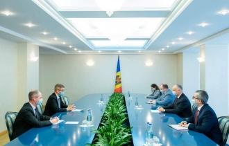 Молдова заинтересована в укреплении отношений с Великобританией после «Брексита»