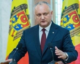 Додон: Мы можем и сделаем Молдову страной, в которой хочется жить!
