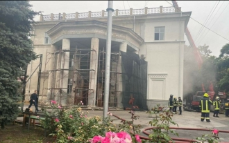 Власти объявили о строительстве нового здания Национальной филармонии