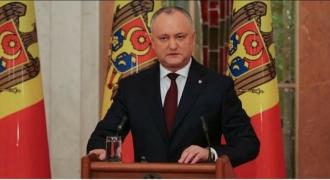 Игорь Додон: Есть НПО, получившие за 4 года десятки миллионов евро из-за границы и которые занимаются лишь клеветой