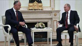Путин проведет переговоры с Додоном
