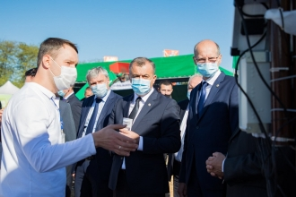 Ион Кику заявил, что правительство намерено модернизировать сельское хозяйство молдовы, чтобы привлечь молодых людей в эту отрасль
