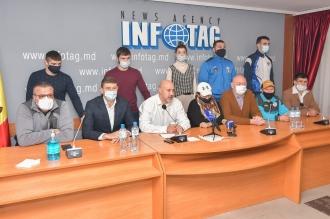Молдавские спортсмены поддерживают Игоря Додона: Внимание, которое он уделяет спорту, доказывает его настоящий патриотизм
