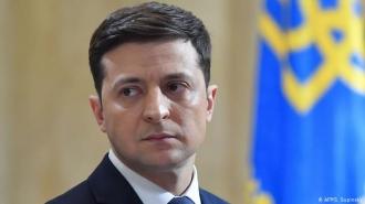 Рейтинг Зеленского рухнул ниже 20%