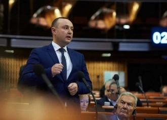 Влад Батрынча избран вице-председателем политической группы Социалистов, демократов и зелёных ПАСЕ
