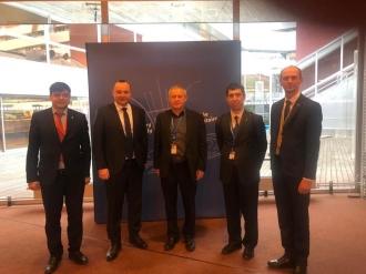 Делегация парламента Молдовы встретилась с содокладчиком ПАСЕ по нашей стране