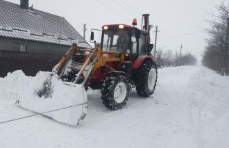 Снежный коллапс на юге страны