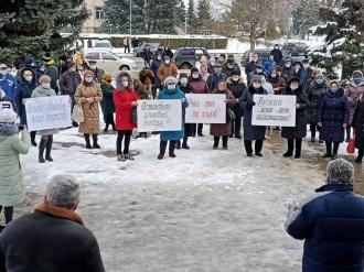 Митинги в поддержу русского языка прошли в Чадыр-Лунге