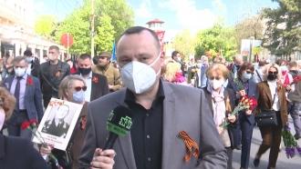 Батрынча: Фашизм – это зло, а 9 мая – это День Победы!