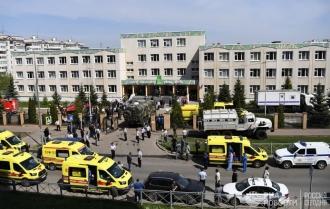 Игорь Додон выразил сочувствие пострадавшим в теракте в одной из школ Казани