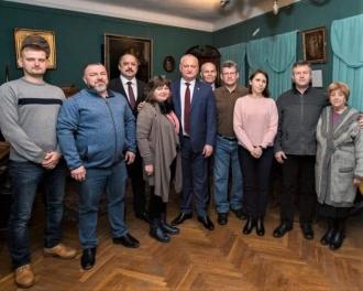Путин подписал указ, который предусматривает оказание помощи дому-музею Пушкина в Кишинёве