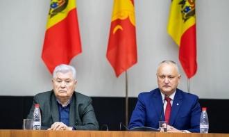 ДОДОН: Только ПКРМ и ПСРМ являются аутентичными молдавскими партиями, которые не управляются извне