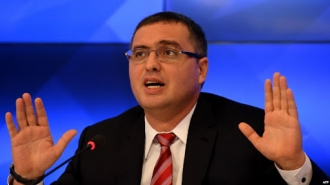 Ренато Усатый обижен на жителей Бельц. Он подает в отставку с должности мэра