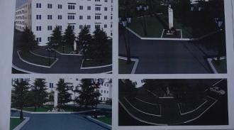 В Бельцах появится памятнику Пушкину
