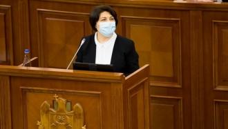 Фуркулицэ: мы не поддержим кандидатуру Натальи Гаврилицэ на пост премьера