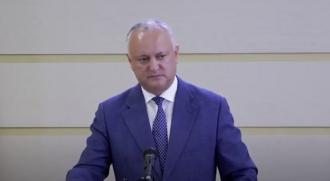 Додон намерен обсудить перспективы молдо-российских отношений с депутатами Госдумы РФ
