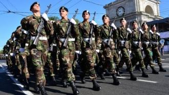 Во время кризиса власти потратят 2,3 млн. леев на проведение военного парада