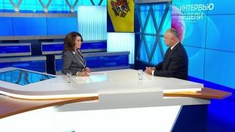 Додон: Санду просила меня договориться с Путиным по газу