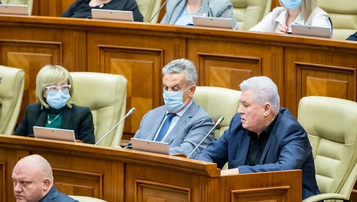 """Опусти нос и займись работой! """" Воронин поставил на месте Андрея Спыну »  NTV.md"""