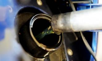 Второй день подряд стоимость топлива преодолевает психологический уровень. Дизтопливо стоит 18,04 леев