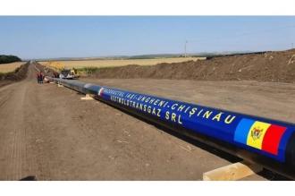 Газпровод Яссы- Унгены-Кишинев не является спасением Молдовы, - признает Гаврилица