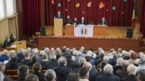 Премьер-министр Ион Кику принял участие в заседании Национального совета по ...