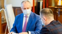 Игорь Додон выступит с законодательной инициативой «О функционировании язык ...