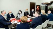 Игорь Додон: ПСРМ требует у Майи Санду выдвинуть кандидата на должность пре ...