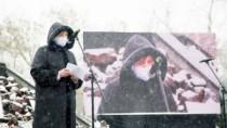 Зинаида Гречаный: Наш долг - сохранить память о Холокосте