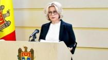 Депутат ПСРМ Алла Дарованная, член парламентской комиссии по социальной защ ...