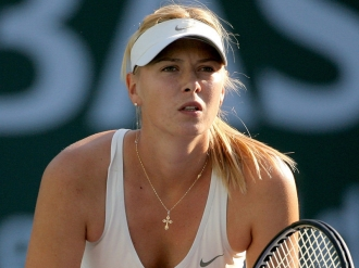 Veşti proaste de la Maria Șarapova