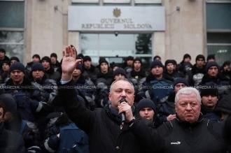 Partidul Socialiștilor protestează împotriva Guvernului Filip