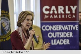 SUA: Carly Fiorina abandonează cursa pentru alegerile primare republicane