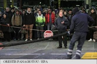 Criza refugiaților: UE acordă trei luni Greciei pentru a-și consolida gestionarea frontierelor
