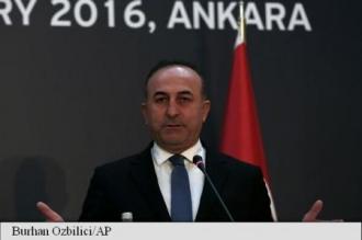 Mevlut Cavusoglu: Acordul privind Siria este ''un pas important'' pentru soluționarea crizei