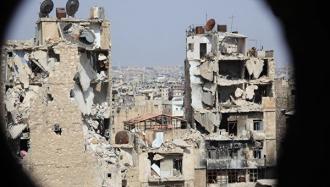 Армия Сирии установила контроль над стратегическими высотами в Алеппо