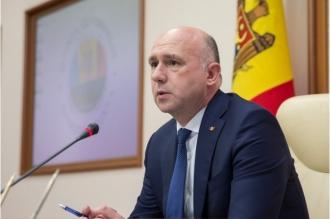 Pavel Filip: Misiunea FMI nu va negocia cu autoritățile moldovenești un nou Memorandum