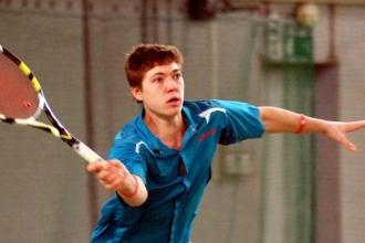 Andrei Şoltoianu a fost convocat la echipa de Cupa Davis a Moldovei
