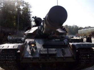 Румыния направит в Украину военную технику
