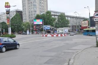 Mai multe sensuri giratorii vor fi amenajate în Chișinău