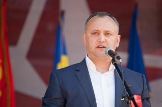 Igor Dodon: Ne pregătim pentru un protest de amploare în fața Parlamentului!