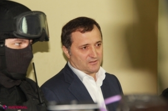 Vlad Filat rămâne în arest încă 30 de zile