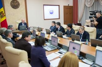 Guvernul se va întruni în ședință la Comrat