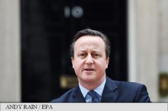 David Cameron: Londra nu va participa la niciun sistem comun de azil al UE