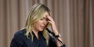 """Maria Sharapova a fost găsită dopată! Riscă o suspendare de la 2 la 4 ani! """"Nu știu când revin"""""""
