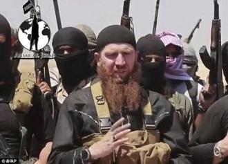 Unul dintre liderii reţelei teroriste Stat Islamic, Abu Omar al-Shishani, ar fi fost ucis într-un raid aerian în Siria