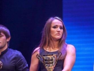 Luptătoarea Natalia Budu s-a clasat pe locul 5 la europene