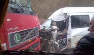 Accident cu implicarea a 5 moldoveni în România