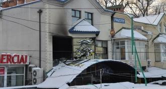 """Primăria va oferi suplimentar victimelor exploziei în cafeneaua """"La Soacra"""" cîte 40 de mii de lei"""